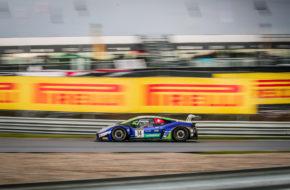 Mikael Grenier Norbert Siedler Emil Frey Racing Lamborghini Huracan GT3 GT World Challenge Zandvoort