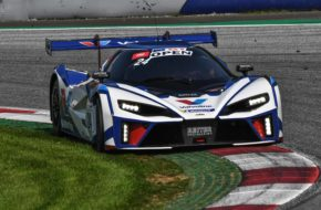 Patric Niederhauser Stefan Rosina Reiter Engineering KTM X-BOW GTX Concept International GT Open Red Bull Ring