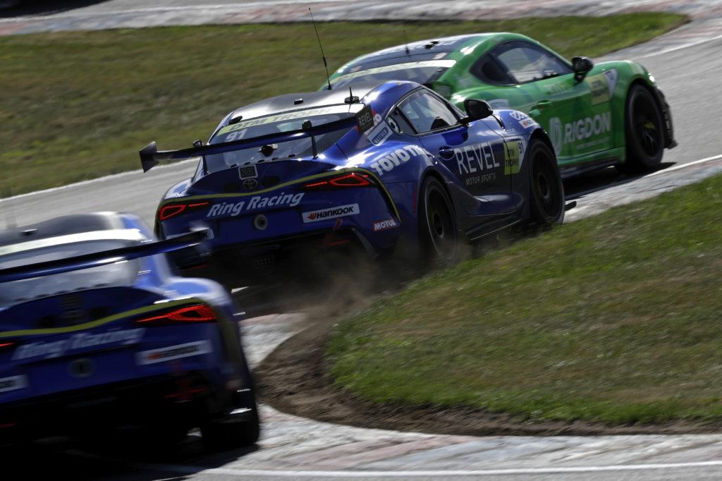 Heiko Hammel Ring Racing Toyota GR Supra DTM Trophy Lausitzring