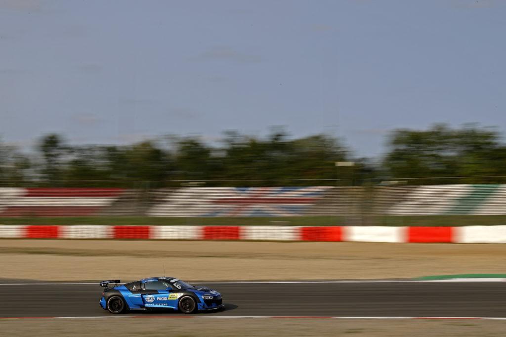 Kelvin Snoeks Racing One Audi R8 DTM Trophy Nürburgring