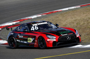 Tim Heinemann HP Racing International Mercedes-AMG DTM Trophy Nürburgring
