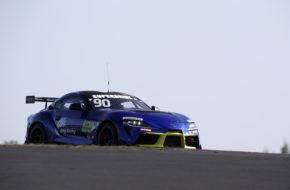 Nico Verdonck Ring Racing Toyota GR Supra DTM Trophy Nürburgring