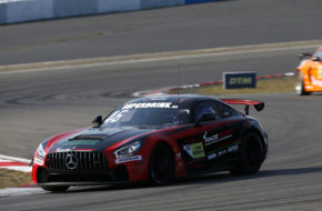 Tim Heinemann HP Racing International Mercedes-AMG DTM Trophy Nürburgring