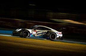 Egidio Perfetti Matteo Cairoli Larry ten Voorde Project 1 Porsche 911 RSR FIA WEC 24h Le Mans