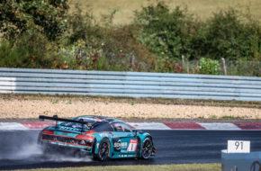Nico Müller Frédéric Vervisch Dries Vanthoor Frank Stippler Audi Sport Team Phoenix Racing 24h Nürburgring