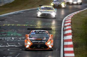 Maro Engel Luca Stolz Adam Christodoulou Manuel Metzger Haupt Racing Team Mercedes-AMG GT3 24h Nürburgring