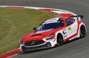 Jan Kisiel Leipert Motorsport Mercedes-AMG GT4 DTM Trophy Nürburgring
