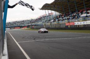 Maximilian Paul Audi Sport Seyffarth R8 LMS Cup Assen