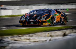 Elia Erhart Hiroshi Hamaguchi Phil Keen Orange 1 FFF Racing Team Lamborghini Huracan GT3