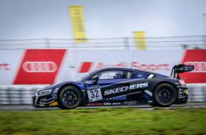 Christopher Mies Charles Weerts Dries Vanthoor Belgian Audi Club Team WRT Audi R8 LMS GT3 GT World Challenge Europe Endurance Cup Nürburgring