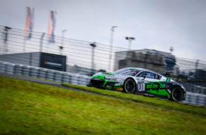 Rolf Ineichen Kelvin van der Linde Mirko Bortolotti WRT Audi R8 LMS GT3 GT World Challenge Europe Nürburgring
