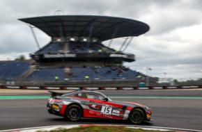 Lluc Ibañez Xavier Lloveras NM Racing Team Mercedes-AMG GT4 GT4 European Series Nürburgring