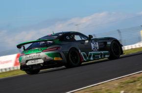 Kenneth Heyer Wim Spinoy Selleslagh Racing Team Mercedes-AMG GT4 GT4 European Series Nürburgring