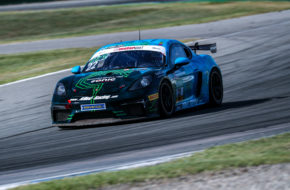 Jan Kasperlik Nicolaj Møller-Madsen Allied-Racing Porsche 718 Cayman GT4 Clubsport MR ADAC GT4 Germany Hockenheim