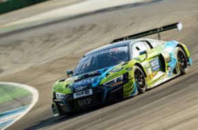Maximilian Paul Niels Langeveld T3-HRT-Motorsport Audi R8 LMS GT3 ADAC GT Masters Hockenheim