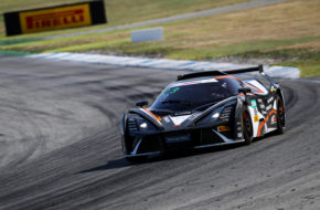 Jan Krabec Lennart Marioneck RTR Projects KTM X-Bow GT4 ADAC GT4 Germany Hockenheim