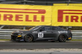 Duncan Huisman Jorge Cabezas Catalan V8 Racing Chevrolet Camaro GT4.R GT4 European Series Zandvoort