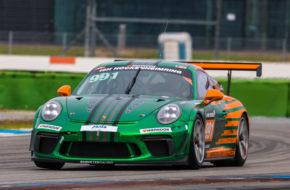 Gijs Bessem Harry Hilders Marcel van Berlo NKPP Racing by Bas Koeten Racing Porsche 911 GT3 Cup 24H Series Hockenheim