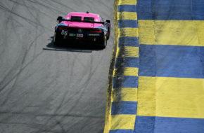 Mario Farnbacher Matt McMurry Shinya Michimi Meyer Shank Racing w/Curb-Agajanian Acura NSX GT3 IMSA WeatherTech SportsCar Championship Road Atlanta