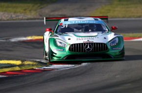Maximilian Götz Space Drive Racing operated by HWA Mercedes-AMG GT3 GTC Race Nürburgring
