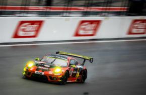 Klaus Abbelen Norbert Siedler Alex Müller Robert Renauer Frikadelli Racing Porsche 911 GT3 R 24h Nürburgring