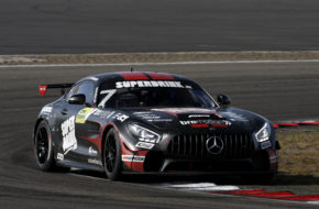 Jan Philipp Springob SUPERDRINK by Bremotion Mercedes-AMG DTM Trophy Nürburgring