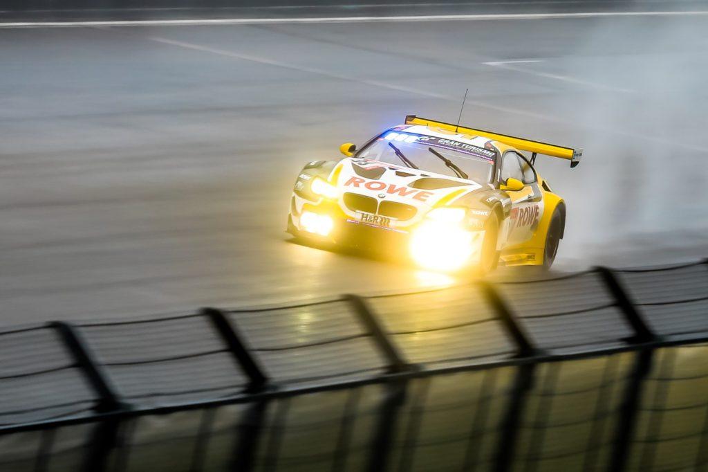 Alexander Sims Nick Catsburg Nick Yelloly Philipp Eng ROWE Racing BMW M6 GT3 24h Nürburgring