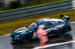 Dan Harper Max Hesse Neil Verhagen Walkenhorst Motorsport BMW M4 GT4 24h Nürburgring
