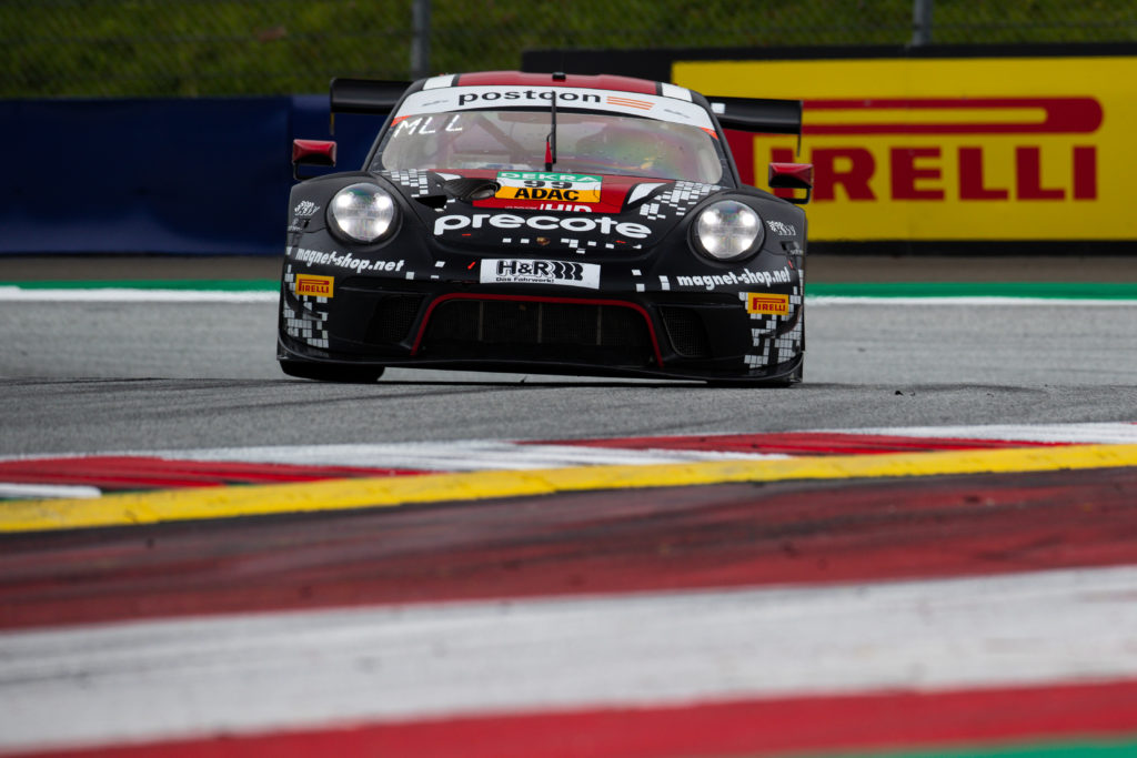 Robert Renauer Sven Müller Herberth Motorsport Porsche 911 GT3 R ADAC GT Masters Red Bull Ring