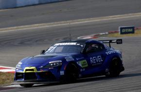Michael Tischner Ring Racing Toyota GR Supra DTM Trophy Nürburgring