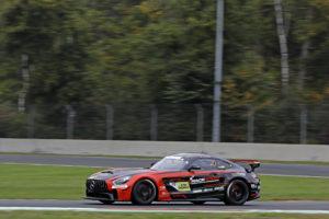 Tim Heinemann HP Racing International Mercedes-AMG DTM Trophy Zolder