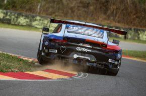 Jordan Grogor Frederic Fatien Mathieu Jaminet Robert Renauer GPX Racing Porsche 911 GT3 R 24H Series Enna Pergusa