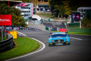 Euan McKay Nicolai Kjaergaard Frank Bird Team Parker Racing Bentley Continental GT3 GT World Challenge Europe 24h Spa