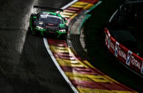 Mattia Drudi Patric Niederhauser Frédéric Vervisch Audi Sport Team Attempto Racing GT World Challenge Europe 24h Spa