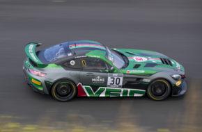 Millem Meijer Paul Sieljes Selleslagh Racing Team Mercedes-AMG GT4 GT4 European Series Zandvoort
