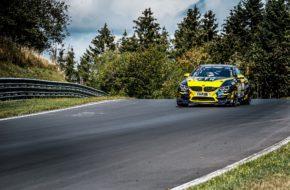 Yannick Fübrich David Griessner Florian Naumann Adrenalin Motorsport Team CFN BMW M4 GT4 Nürburgring Langstrecken-Serie Nürburgring-Nordschleife