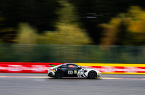 Theo Nouet Valentin Hasse-Clot AGS Events Aston Martin Vantage GT4 GT4 European Series Spa-Francorchamps