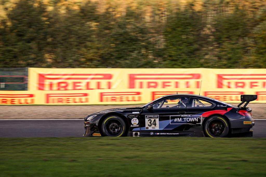Augusto Farfus Nick Catsburg Philipp Eng Walkenhorst Motorsport BMW M6 GT3 GT World Challenge Europe 24h Spa