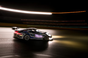 Kevin Estre Michael Christensen Richard Lietz KCMG Porsche 911 GT3 R GT World Challenge Europe 24h Spa