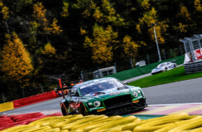Pierre-Alexandre Jean Nelson Panciatici Seb Morris Classic and Modern Racing Bentley Continental GT3 GT World Challenge Europe 24h Spa