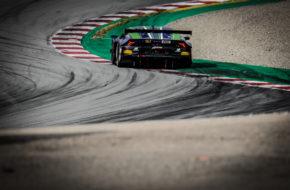 Giacomo Altoè Albert Costa Emil Frey Racing Lamborghini Huracan GT3 GT World Challenge Barcelona