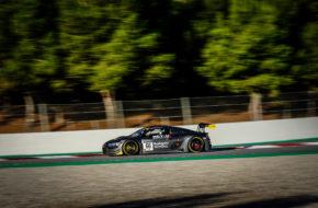 Nicolas Schöll Frédéric Vervisch Attempto Racing Audi R8 LMS GT3 GT World Challenge Europe Barcelona