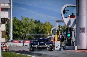 Charles Weerts Dries Vanthoor Belgian Audi Club Team WRT Audi R8 LMS GT3 GT World Challenge Europe Sprint Cup Barcelona