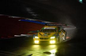 Bill Auberlen Robby Foley Turner Motorsports BMW M6 GT3 IMSA WeatherTech SportsCar Championship Charlotte Motor Speedway