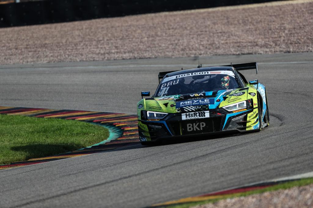 Maximilian Paul Niels Langeveld T3-HRT-Motorsport Audi R8 LMS GT3 ADAC GT Masters Sachsenring