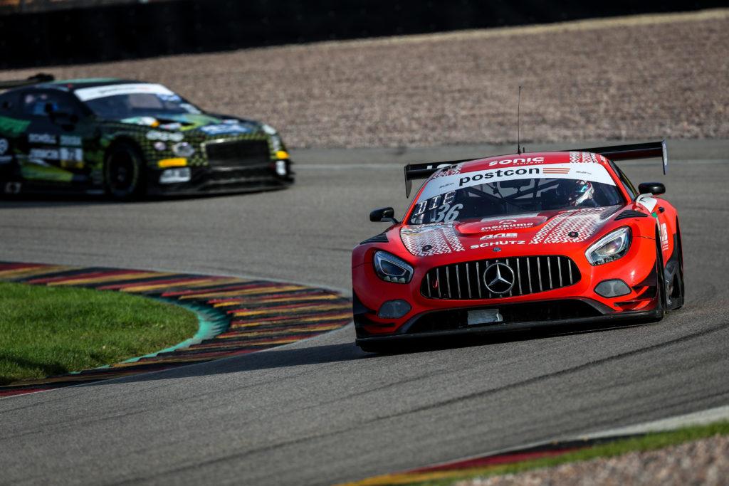 Marvin Dienst Philipp Frommenwiler Schütz Motorsport Mercedes-AMG GT3 ADAC GT Masters Hockenheim