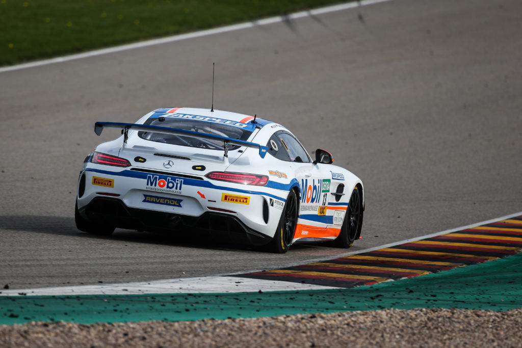 Jan Marschalkowski Hendrik Still Team Zakspeed Mercedes-AMG GT4 ADAC GT4 Germany Sachsenring
