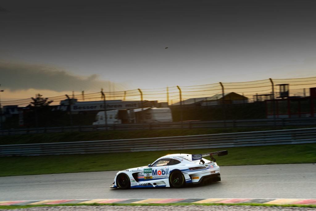 Mick Wishofer Dorian Boccolacci Team Zakspeed BKK Mobil Oil Racing Mercedes-AMG GT3 ADAC GT Masters Sachsenring