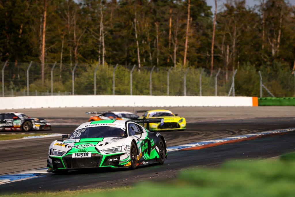 Rolf Ineichen Mirko Bortolotti WRT Audi R8 LMS GT3 ADAC GT Masters Hockenheim