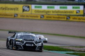 Charles Weerts Dries Vanthoor Team WRT Audi R8 LMS GT3 ADAC GT Masters Sachsenring